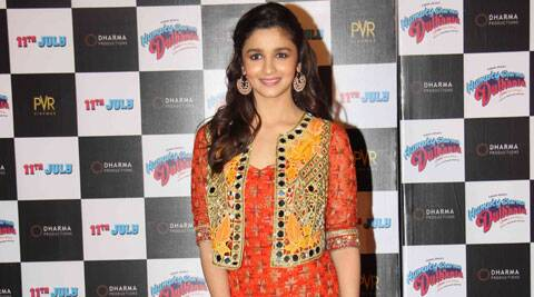 Alia Bhatt was injured while shooting.