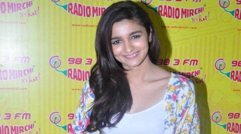 Alia Bhatt will be seen in the next Dharma Productions' romantic comedy Humpty Sharma Ki Dulhania.