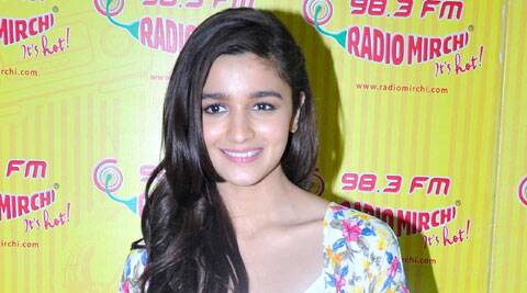 Alia Bhatt  had been linked with co-stars Varun Dhawan and Arjun Kapoor.