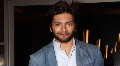 Prior work commitments are keeping Ali Fazal busy from promoting 'Bobby Jasoos'.