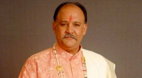 Alok Nath joined Twitter.