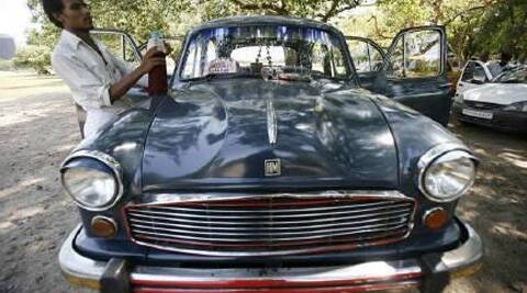 Hindustan Motors, which began manufacturing the car in 1958, neither changed its design nor enhanced its technology over the years. (Source: Reuters)