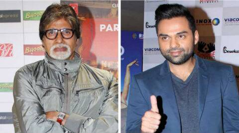 Amitabh Bachchan and Abhay Deol in an Indo-Chinese project