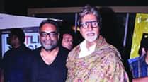Amitabh Bachchan and R. Balki