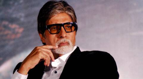 For the serial 'Yudh' that he is doing, Big B agreed to wear a body rig for a very intricate stunt.