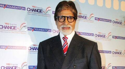 'Yudh' is said to be a very special project for Amitabh Bachchan.