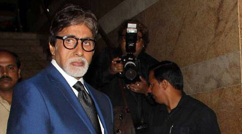 "It will be a ""big"" promotional event to be attended by Big B himself along with director Anurag Kashyap as well as actors Sarika and Aahana Kumra."