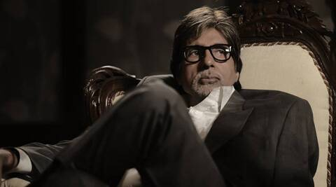 Big B will be seen in an entirely different avatar on the small screen.