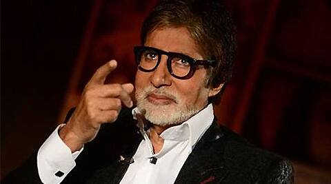 Amitabh Bachchan is upset with someone 'fashionably late'.