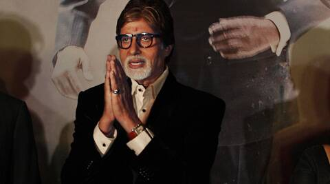Amitabh Bachchan is all set to make his fiction debut on the small screen with 'Yudh'.