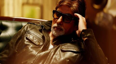 Amitabh Bachchan was two-year-old when the incident took place.