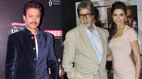 Amitabh Bachchan will be seen playing Deepika Padukone's father, second time after 'Aarakshan'.