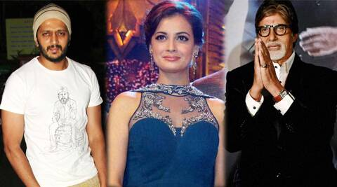 Bollywood celebrities greeted fans on the occasion of the holy month of Ramzan.