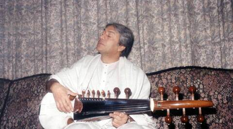 The Padma Vibhushan sarod maestro had gone to London along with his wife Subhalaxmi for a performance at Dartington College to celebrate the life of Rabindranth Tagore on June 21 and returned on the night of June 28.