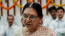 Anandi Patel to launch maha-aarti on Sabarmati