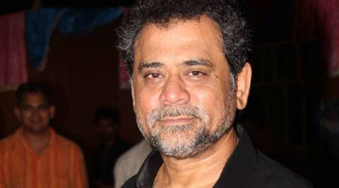 Anees Bazmee could barely hold back his tears.