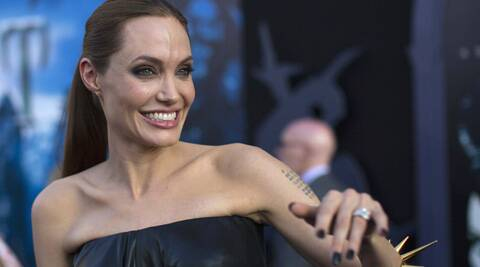 Jolie, 39, and five passionate leaders from all over the world posed together at the Global Summit to end sexual violence in conflict in London for Glamour magazine's latest issue.