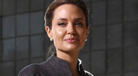 Angelina Jolie is working with survivors of rape as part of the Preventing Sexual Violence Initiative.