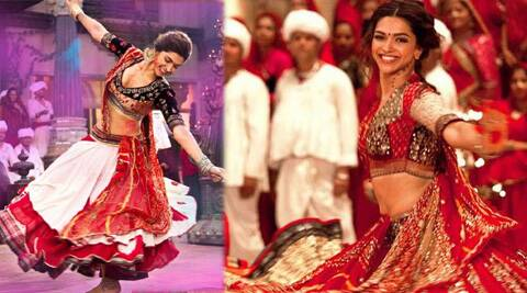 Anju Modi designed the vibrant costumes for Deepika Padukone in 'Ram-Leela'.