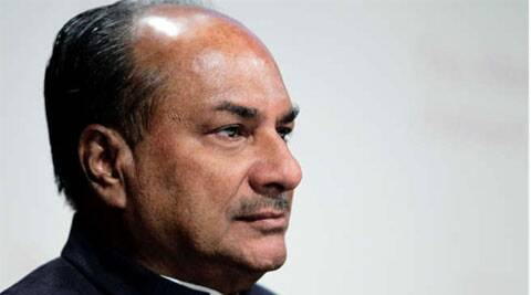 "Antony  made it clear that there was ""no criticism about the party leadership"" in his report. ( Source: Reuters )"