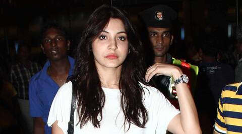 """""""Off to Istanbul for the second leg of dil dhadakne do,"""" Anushka tweeted."""