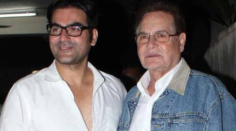 """""""I kind of try to emulate him in every possible way,"""" Arbaaz Khan said."""