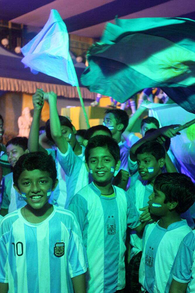 FIFA World Cup 2014: Football fever grips India