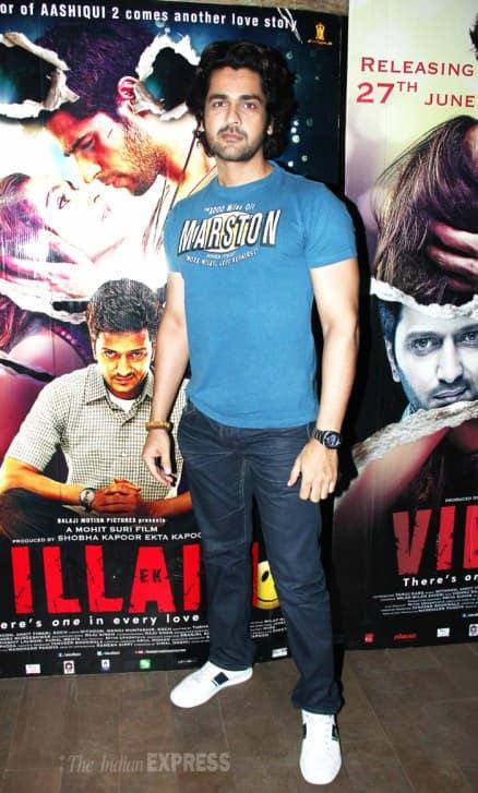 Tabu, Dia, Aditya watch Sidharth, Shraddha's 'Ek Villain'