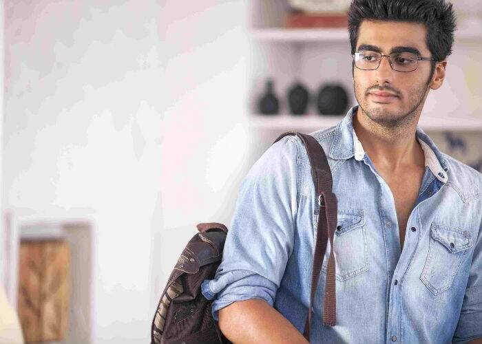 Unlike his previous roles, Arjun Kapoor then played a sweet college-going boy in Abhishek Varman's '2 States' opposite Alia Bhatt. The film received mixed reviews from critics. However it was well received by audiences and was declared a Box Office hit.