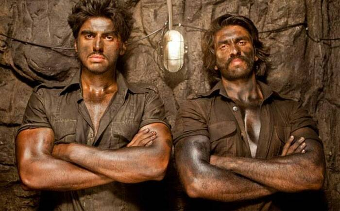 Arjun Kapoor then joined forces with fellow Bollywood hunk Ranveer Singh and actress Priyanka Chopra for 'Gunday' that revolved around the coal mafia in Calcutta. The film fared moderately well at the Box office, doing better in Northern Central and Eastern India.