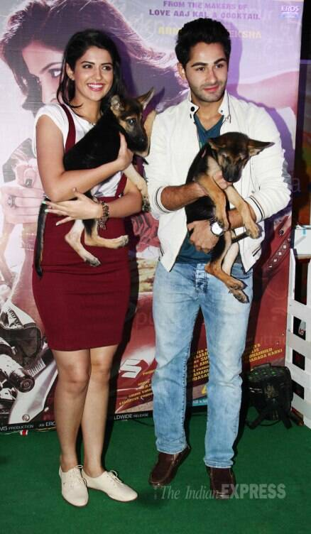 Armaan, Deeksha's 'Dewana Dil' for dogs