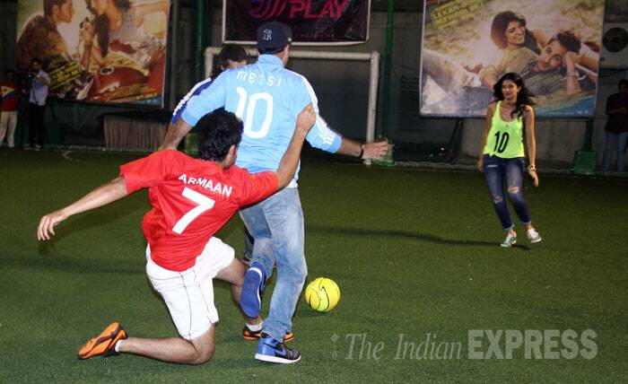 Armaan is giving tough competition to Ranbir. (Source: Varinder Chawla)