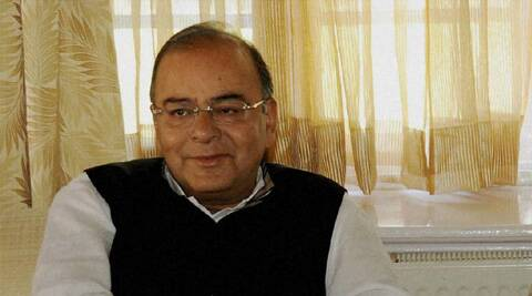 The issue of listing of LIC had come up during a meeting of financial sector chiefs with Arun Jaitley last week.(PTI)