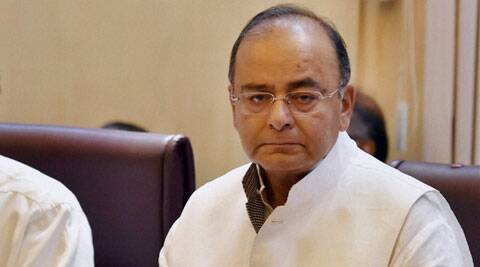 FM Arun Jaitley clarifies that he had himself not interacted with Swiss authorities on the subject of black money. (Source: PTI)