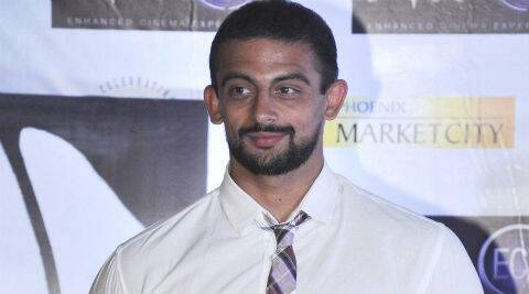 Arunoday Singh plays a ghost in the horror film directed by debutant Akshay Akkineni.