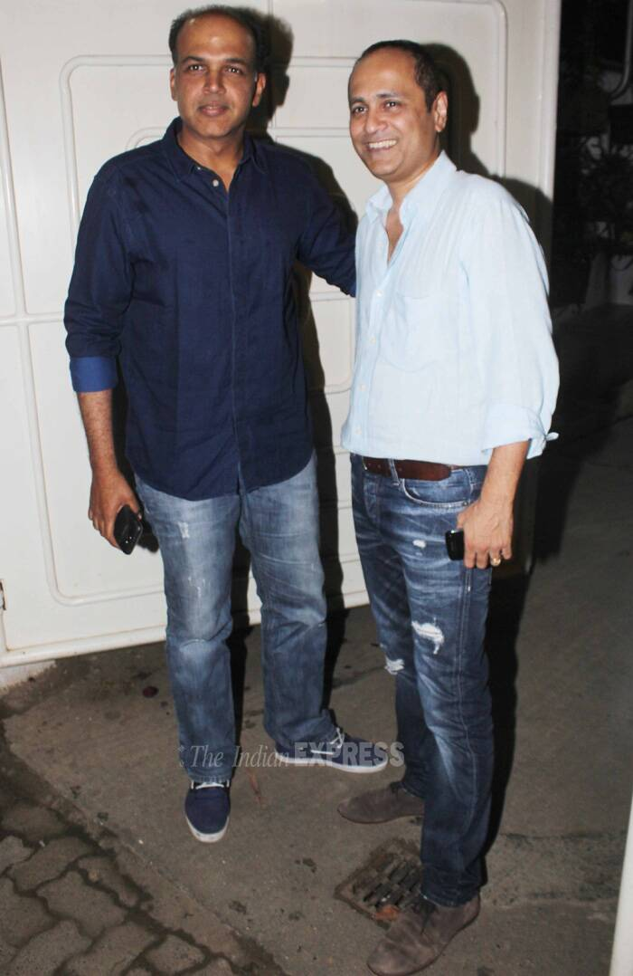 Filmmaker Ashutosh Gowariker poses for a picture outside the cinema. (Source: Varinder Chawla)