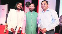 Two Express journalists bag Red InkAwards