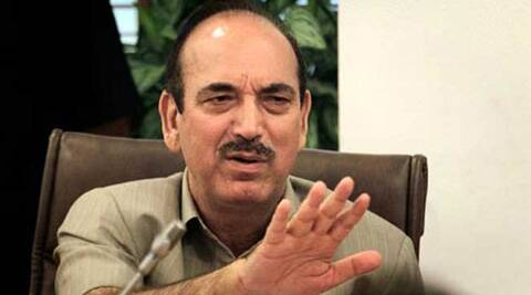"In a statement, Ghulam Nabi Azad called the ""move to remove the Governors of various states"" as ""dictatorial""."