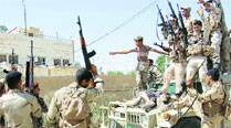 Iraq army drives back ISIL from Saddamhometown