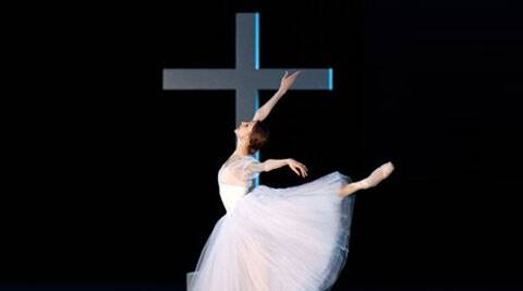 A still from Giselle.