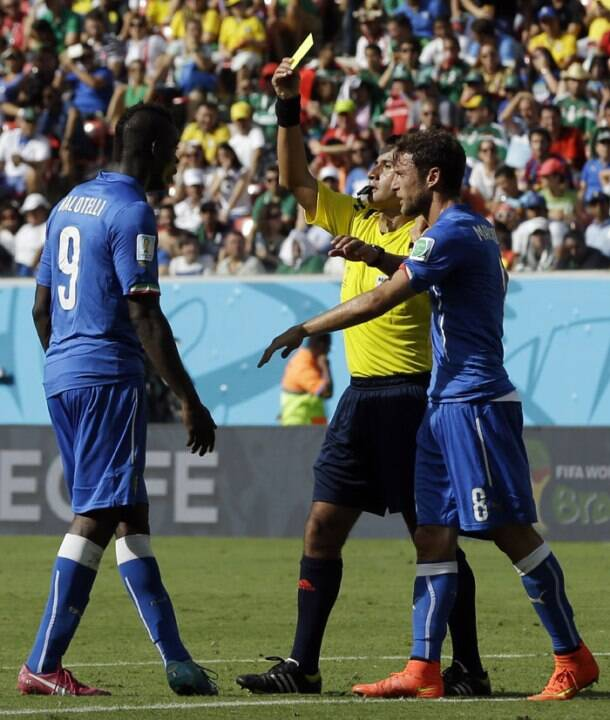 FIFA World Cup: La Sele dazzle in Recife