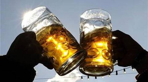 2.46litres is India's average per capita  consumption of pure alcohol in 2010, according to WHO
