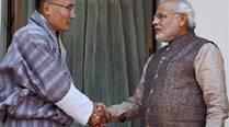 Narendra Modi picks Bhutan for first foreign visit, official team to leave tomorrow to work out logistics