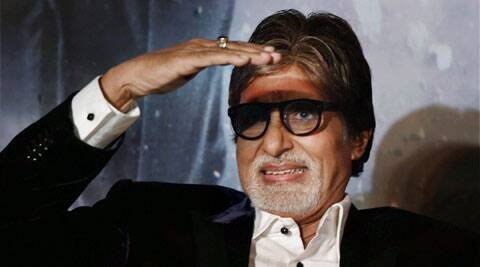 The poster of the series, directed by Ribhu Dasgupta, presents an intense-looking Amitabh Bachchan.