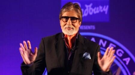 Amitabh Bachchan begins shooting for KBC 8