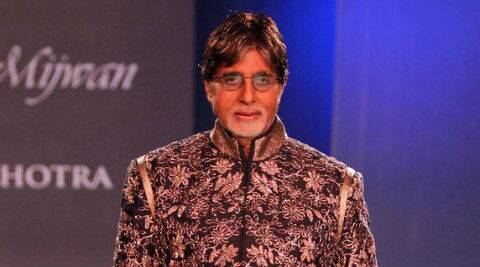 The action shots wore Amitabh Bachchan out considering his age.