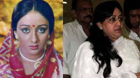 Bindiya, who is married to filmmaker J.P. Dutta, is ready to launch their daughter Nidhi under their banner J.P. Gene.