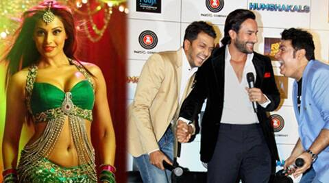 Bipasha Basu's absence for the promotion of 'Humshakals' hasn't gone unnoticed by the media.