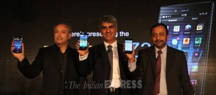 BlackBerry Z3 launched in India