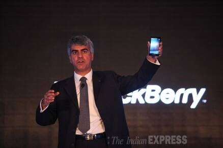 BlackBerry, Blackberry India, Sunil Lalvani, BlackBerry India MD quits, technology news